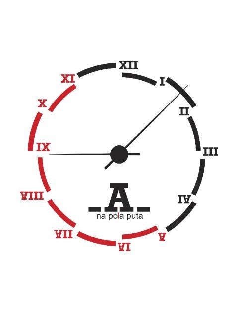 Clock NaPolaPuta